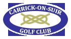 Carrick-on-Suir Golf Club Logo